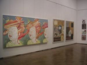 〈 平成18年度筑波大学大学院修了制作展 2006 Exhibition of Graduation Works 〉2007