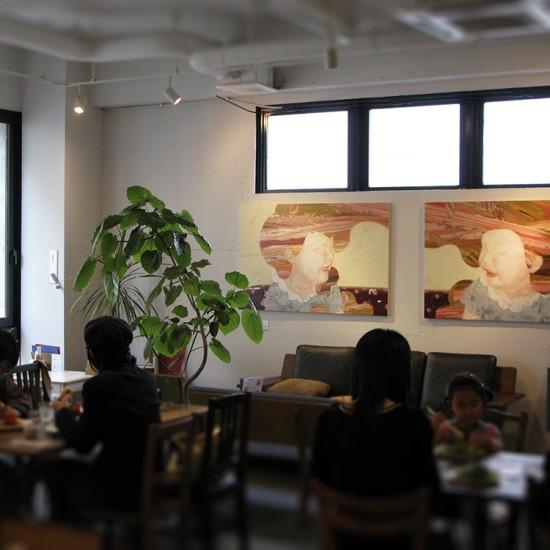 〈 CAFE in Mito 〉2008 CAFE DINER ROOM