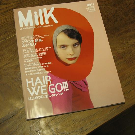 〈 MilK No.11 〉2009