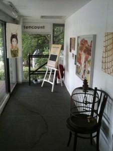 〈 art space tencount 〉2011