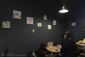 """〈 """"Coffee & Art"""" vol.4 Kaori Furuhashi 〉2014-2015 Maruni coffee"""