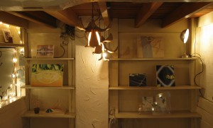 "〈 ""Coffee & Art"" vol.4 Kaori Furuhashi 〉2014-2015 café PICO"