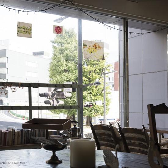"〈 ""Coffee & Art"" vol.4 Kaori Furuhashi 〉2014-2015 CAFE+ZAKKA+GALLERY MINERVA"