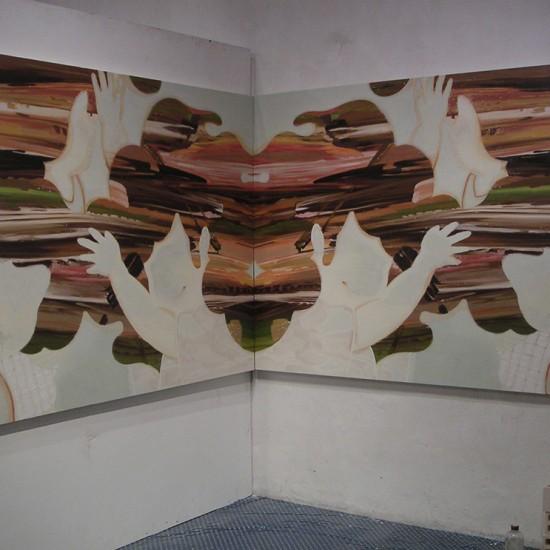 〈 BankART AIR Program 2011 〉2011