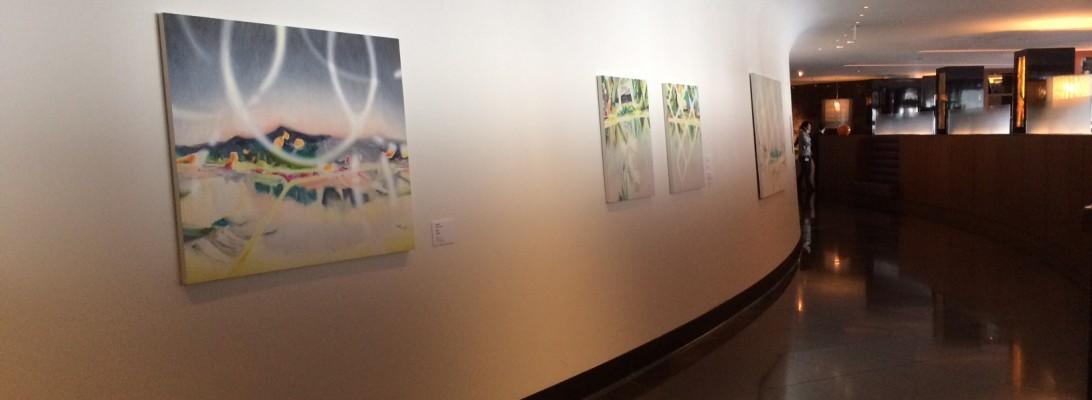〈 Kaori Furuhashi Solo Exhibition 〉2016