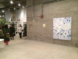 """〈 BankART Life V : Under 35 Exhibition """"Kotoe Oana / Shinichiro Koromo / Kaori Furuhashi"""" 〉2017"""
