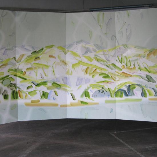 〈 Nakanojo Biennale 2019 〉Former Daisan Elementary School, Shima area